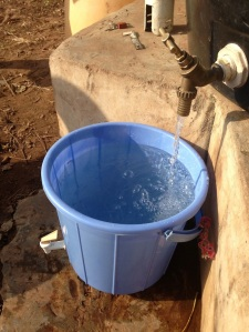 1.Clean water